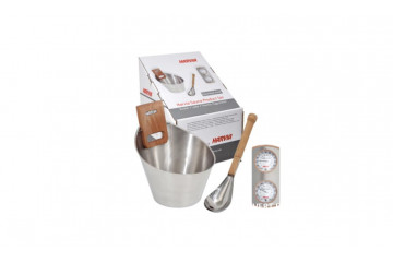 Kit Inox Harvia Sauna