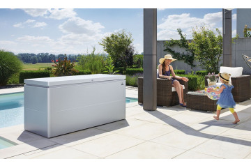Coffre de jardin LoungeBox Biohort 160x70x83.5cm