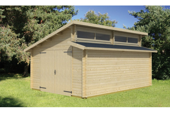 Garage panama 44 mm 19 6m int rieur for Garage versailles 44