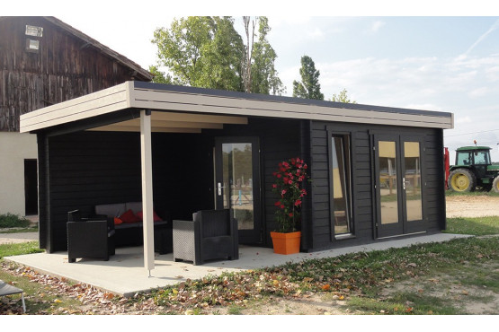 Chalets Tendille Conception