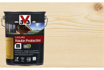 Lasure Haute Protection incolore V33