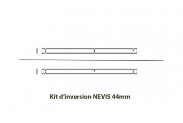 Kit d'inversion garage Nevis 44mm