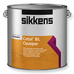 lasure de finition cetol bl OPAQUE
